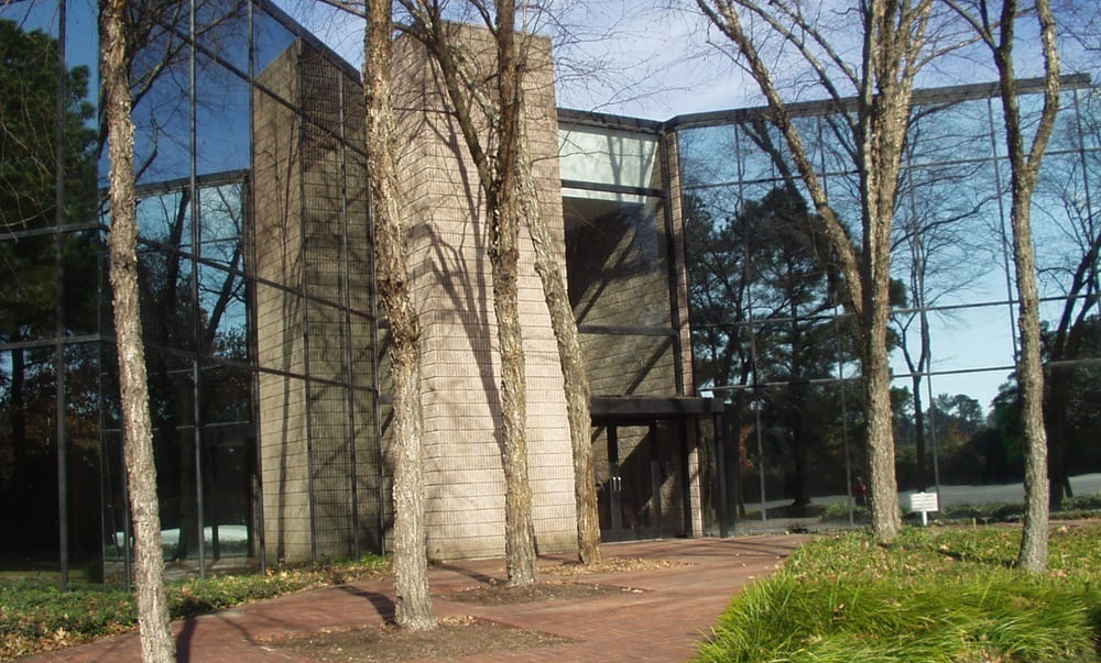 exterior of our Memphis TN court reporter location